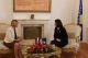 President Jahjaga received Croatian Foreign Minister